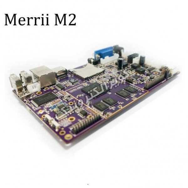 Merrii M2 با مری برد Allwinner A20/پشتیبانی ویژه