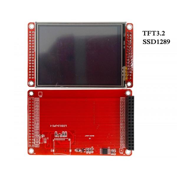 TFT Module 3.2+touch ماژول السیدی 3.2+تاچ