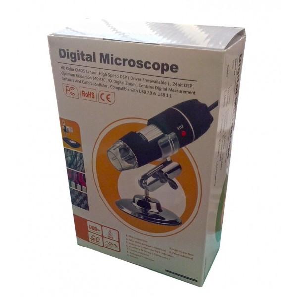 میکروسکوپ دیجیتال 800X USB Digital Microscope کیفیت بالا