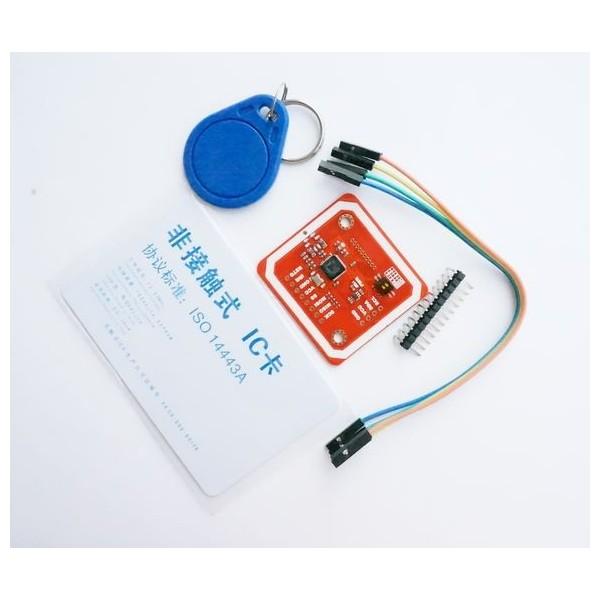 ماژول PN532 NFC RFID V3 با تگ و کارت رایگان