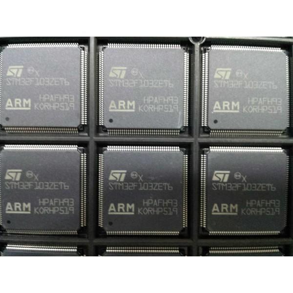 میکروکنترلر 100 درصد اورجینال STM32F103ZET6