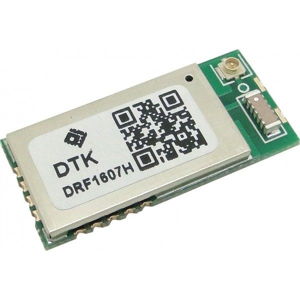 ماژول زیگبی سریال DRF1607H UART Zigbee wireless module, power amplifier, SMT SMD package CC2530 module DRF1607H
