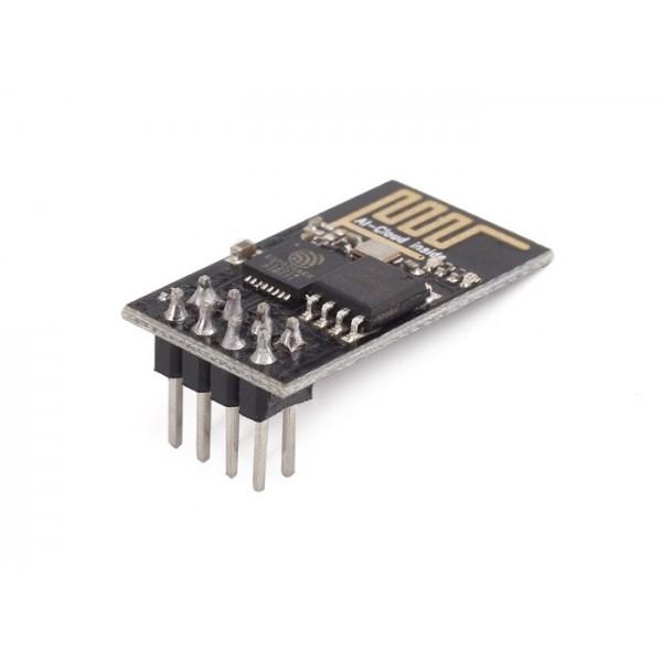 ماژولES-01  ESP8266 وای فای به سریال