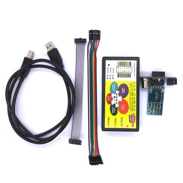 New Oscilloscope Logic Analyzer 3 in 1  function Tool  ALTERA Saleae8/USBEE AX PRO/Altera USB Blaster for Cyclone FPGA CPLD